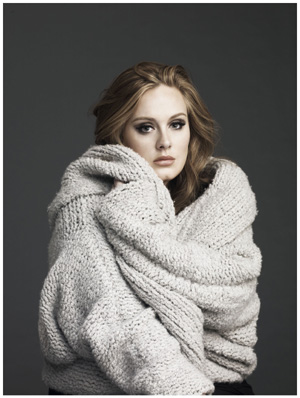 ADELE LAURIE BLUE ADKINS Hot Picture