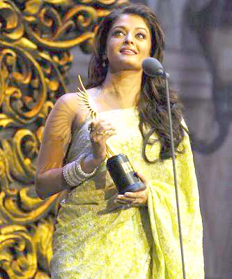 Aishwarya Rai Bachchan was declared Entertainer of the Decade