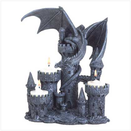 Disney Land Candle Holder