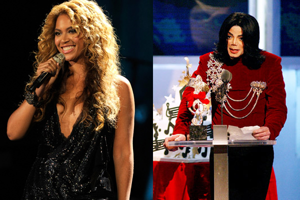 Beyonce Giselle Knowles Awards