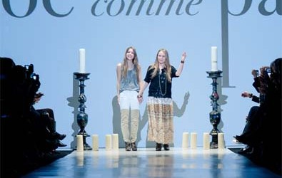 Chloé comme Parris  Beautiful Badass Fall Winter 2012.14