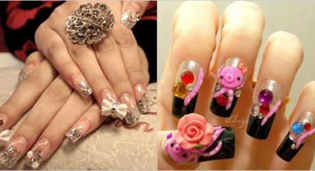 Elegant-And-Beautiful-Japanese-3D-Nail-Art-Designs-Supplies-And-Gallery-f
