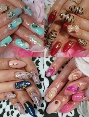 Expensive Classy Nail Art Collection