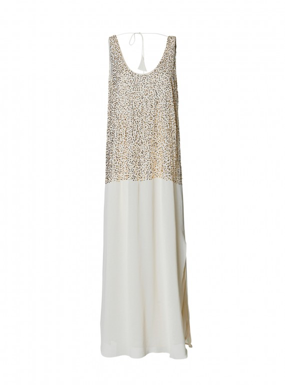 Malene Birger Kaira Embellished Dress