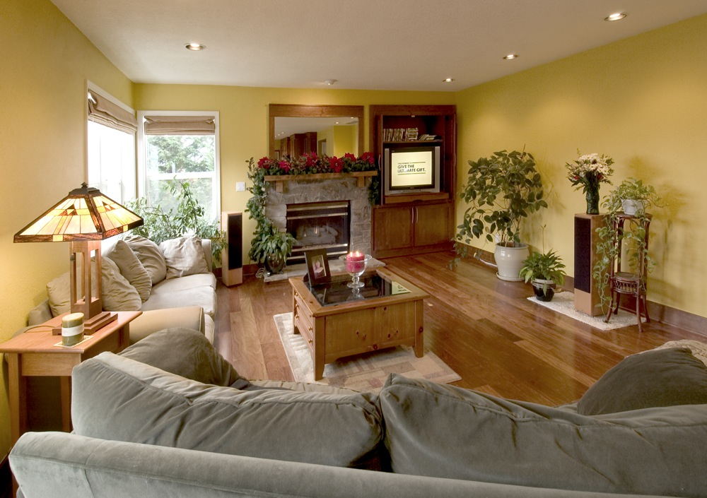 Portland Remodeling Family Room