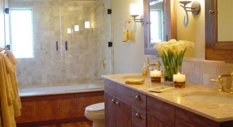 Stylish Western Bathroom