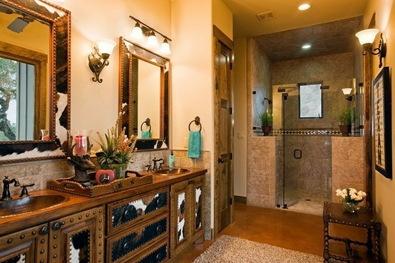 Beautiful Western Bathroom