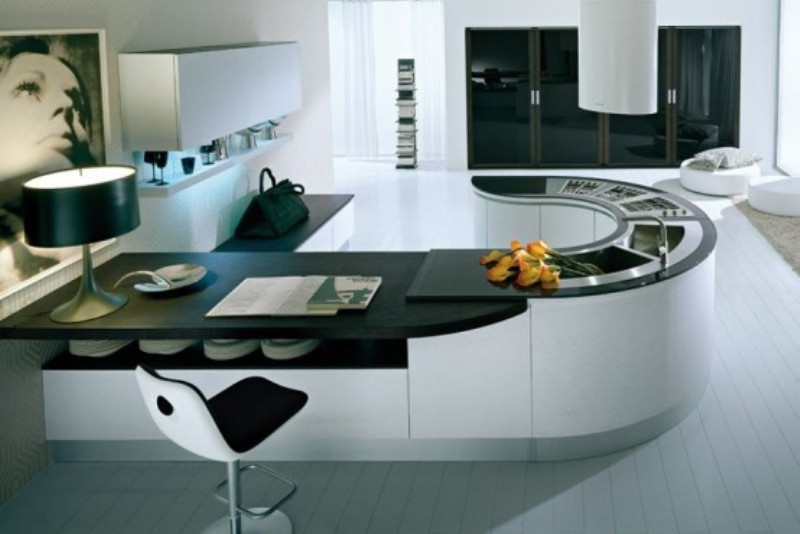 Executive Kitchen Design
