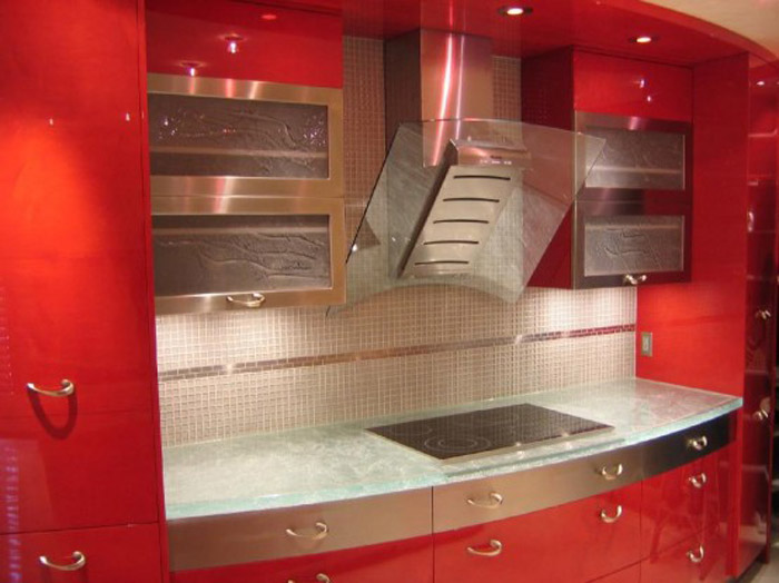 Crystal Kitchen Design