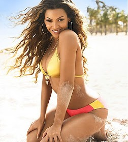 beautiful Beyonce Giselle Knowles