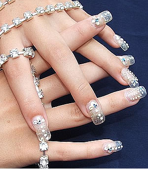 Korean nail art designs