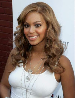 singer Beyonce Giselle Knowles