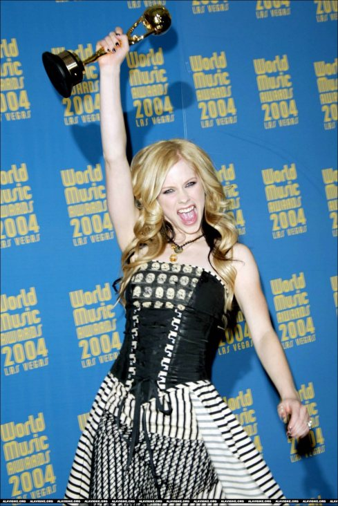 2004 world music awards