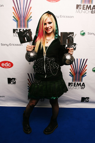 2007 mtv europe music awards