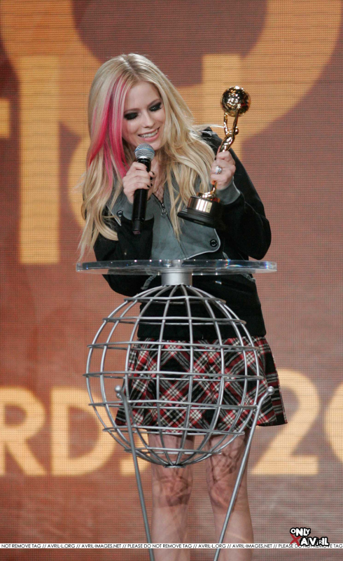 THE WORLD MUSIC AWARDS 2007