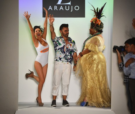 A.Z Araujo - Mercedes-Benz Fashion Week Swim 2013