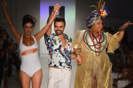 A.Z. Araujo's fashion show,