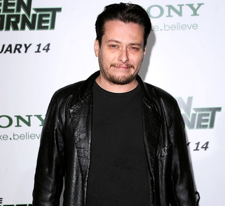Actor Edward Furlong arrives at Columbia