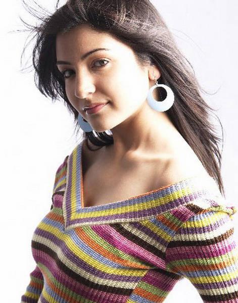 Anushka Sharma face of india