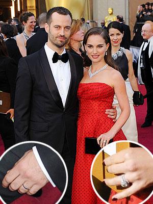 Benjamin Millepied and Natalie Portman. Michael Buckner