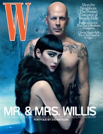 Bruce Willis (lahir dengan nama Walter Bruce Willis