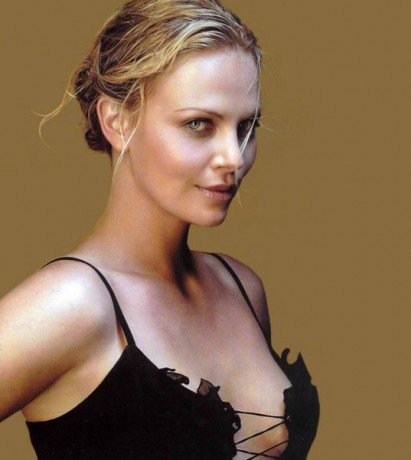 Charlize Theron Sexiest African American