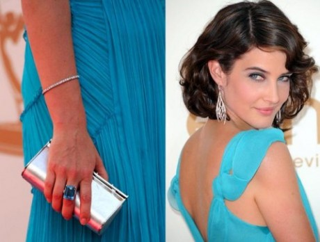Cobie Smulders 63rd Annual Prime time Emmy Award