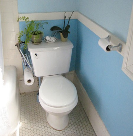 Decorating ideas for toilets