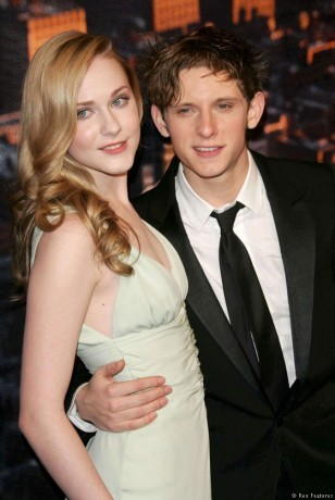 Evan Rachel Wood And Jamie Bell Marry In A Secret Californian Ceremony
