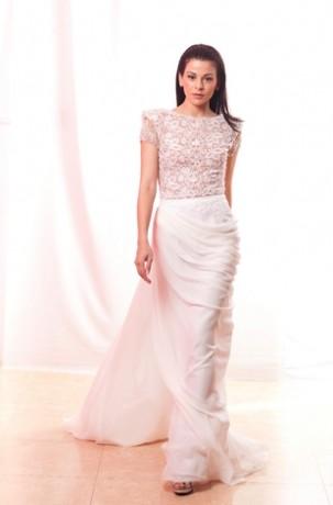 Fashion designer Aiisha Collection