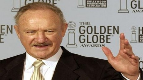 Gene Hackman slaps homeless man in self-defense