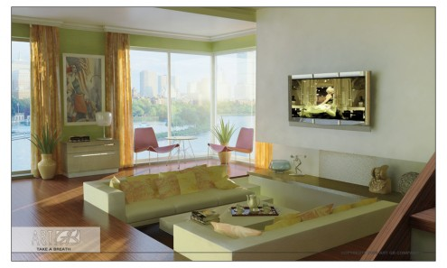 Beautiful Interior Designs of Michael Jackson's House