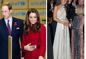 Pregnancy rumors have plagued Kate Middleton and her new husband Prince