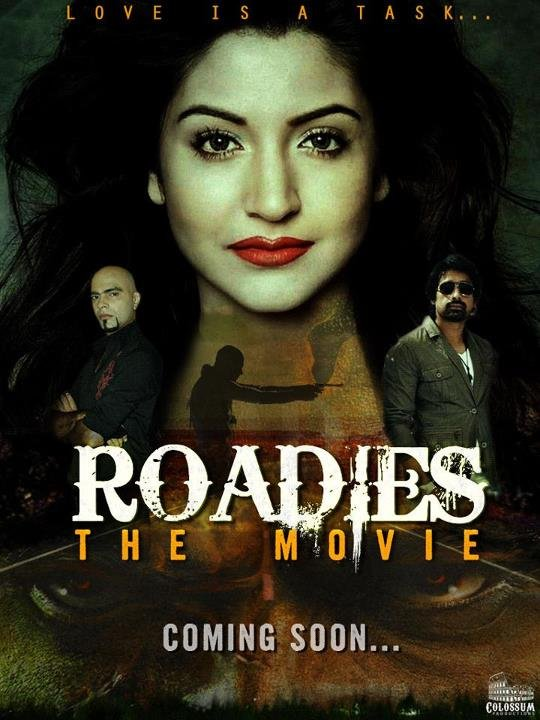 Roadies The Movie First Look Poster