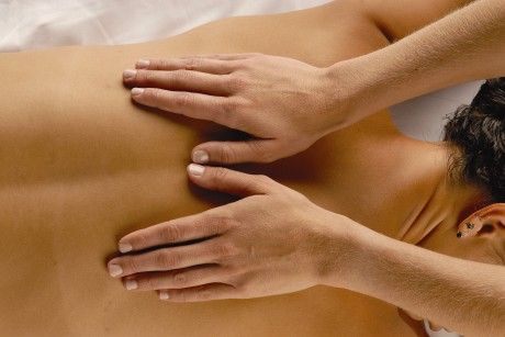SWEDISH MASSAGE - A relaxing massage of medium pressure