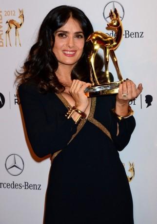 Salma Hayek awards