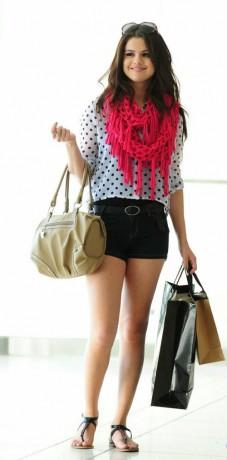 Selena Gomez bag