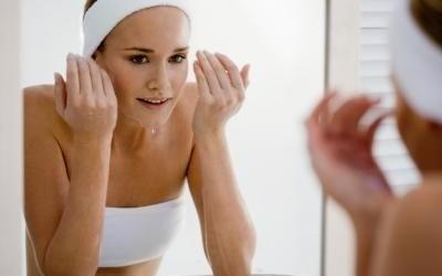 Using Skin Pore Tool