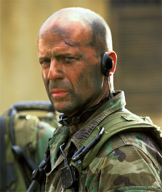 Walter Bruce Willis Movies