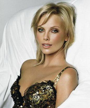 Charlize Theron Sexiest women