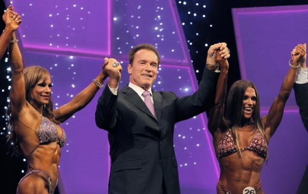 Arnold Alois Schwarzenegger Career