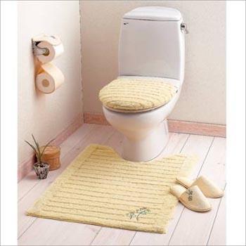 Decorate cute toilet
