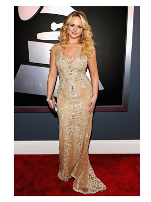Miranda Lambert 2012 Grammy Awards