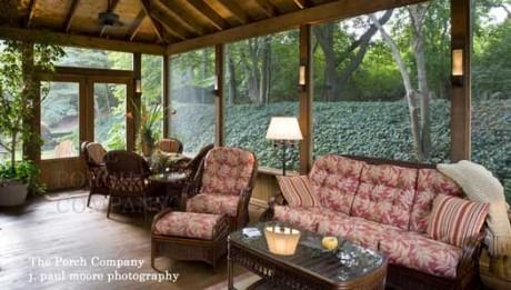 screen porch designs