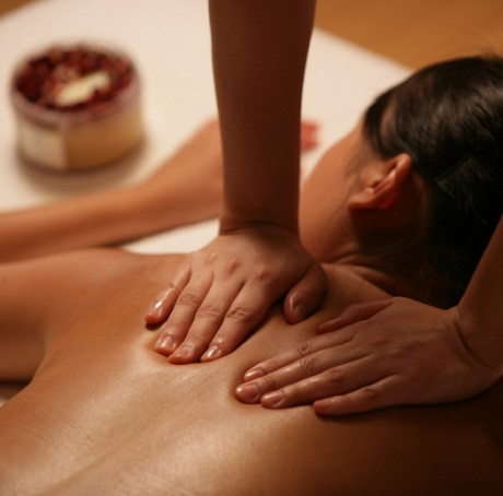 spa massage masthead