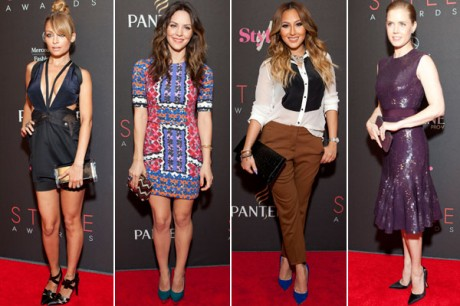 worst dressed style awards attendees