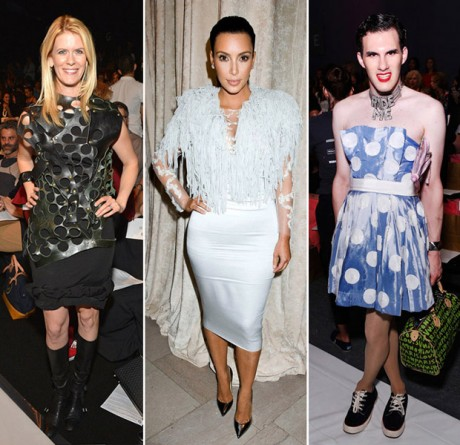 2012 New York Fashion Week Worst dresses