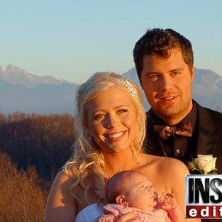 xlevi johnston sunny oglesby wedding photo