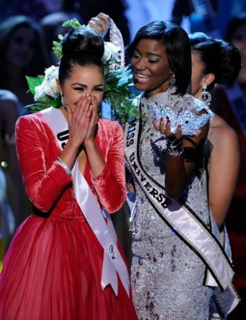 Miss USA 2012, Olivia Culpo