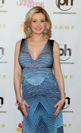 Model and television personality Holly Madison